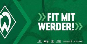 Fit mit Werder!